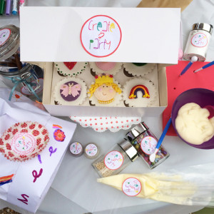 Budding cake artist Workshops - 4-12yrs